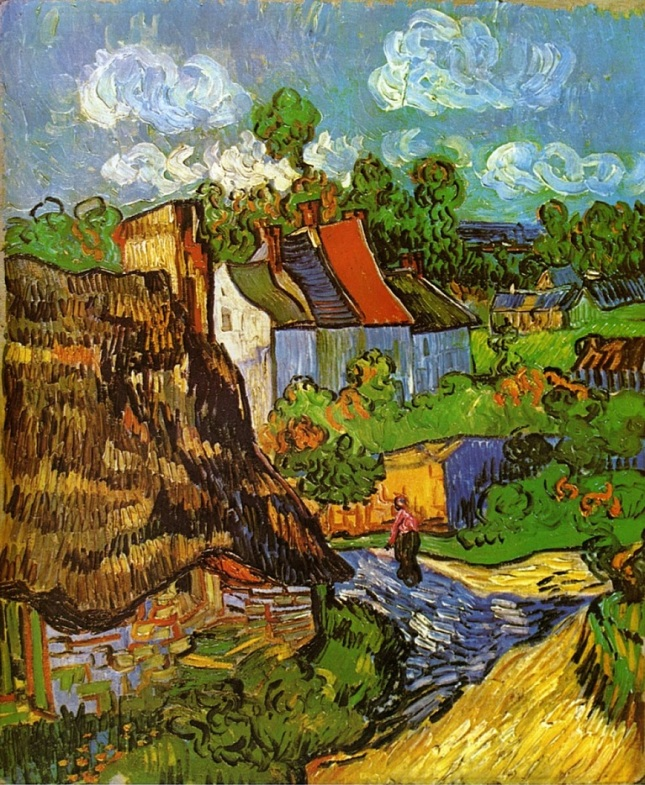 Casas en Auvers