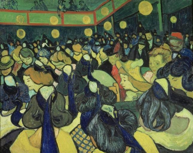 Salón de baile en Arlés