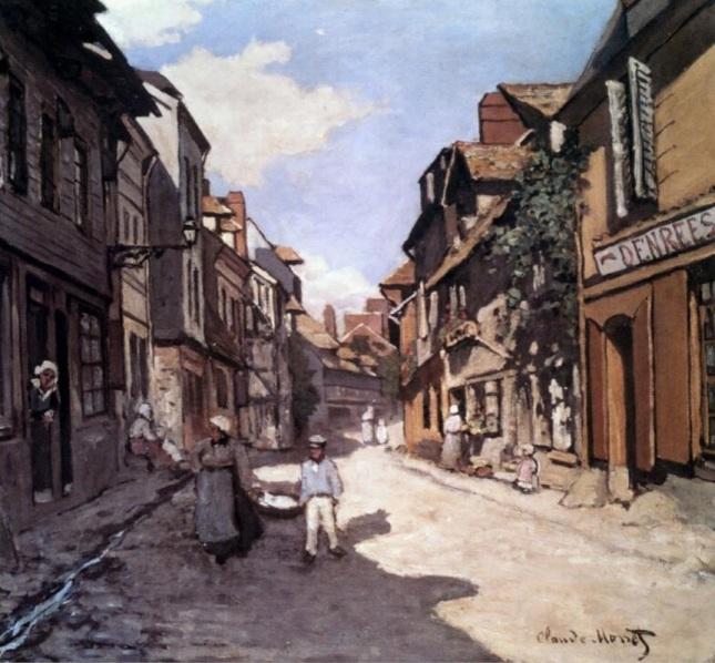 Calle de Bavolle Honfleur