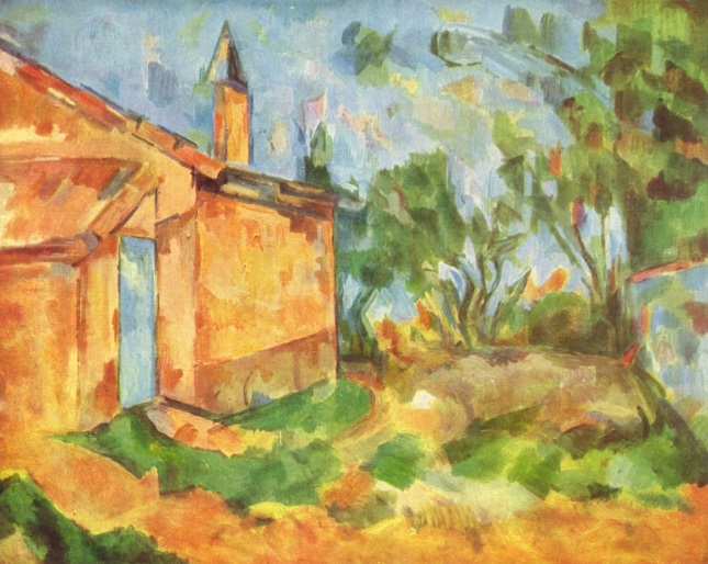 Casa de campo de Jourdan