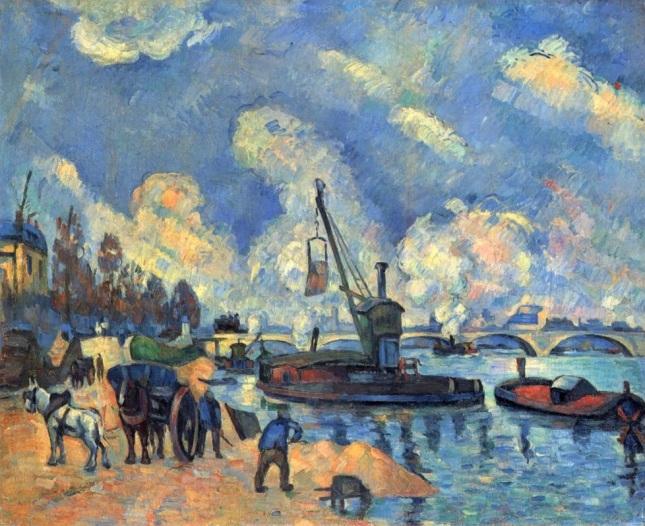 El Sena en Bercy