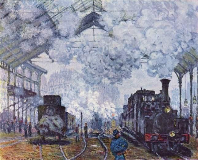 Estación de Saint Lazare
