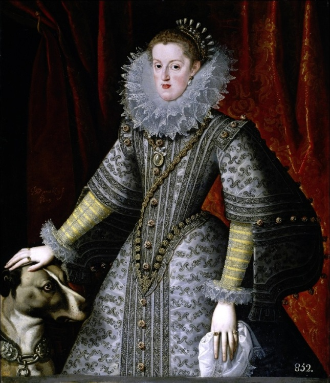 Bartolomé Gómez y Serrano - Margarita de Austria-Estiria