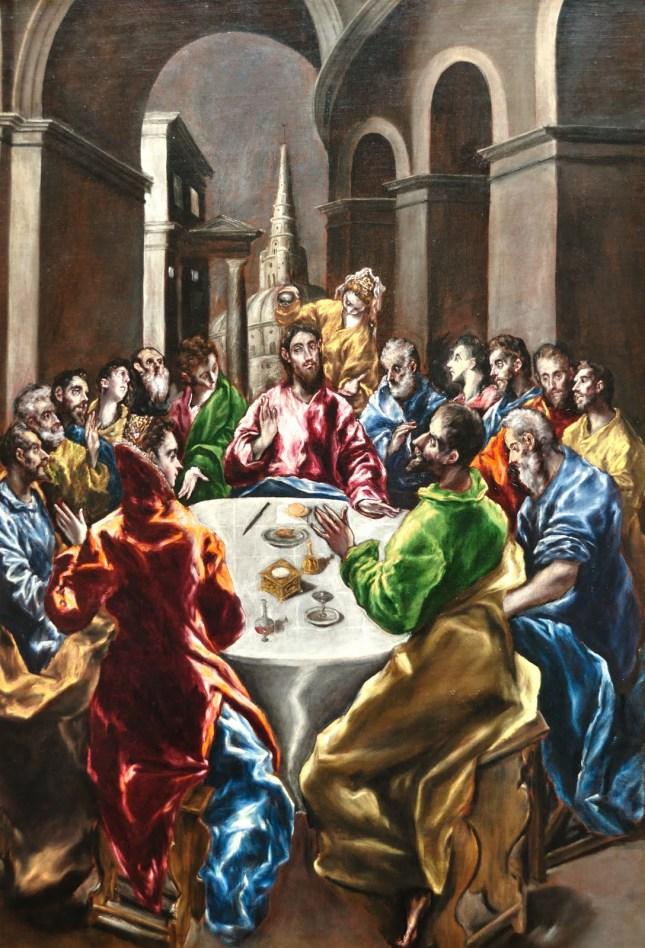 Cena en casa de Simón