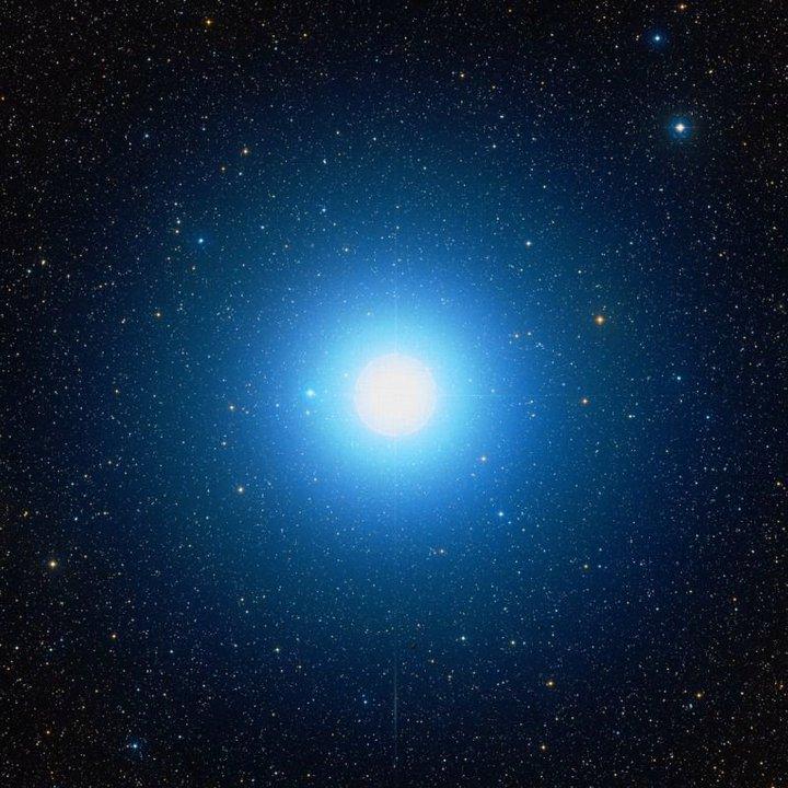 Resultado de imagen de Estrellas Tipo B Blanco-azuladas