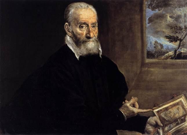 Retrato de Giorgio Giulio Clovio