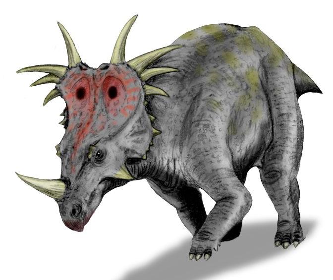 Grandes Dinosaurios Herbívoros II (4/6)