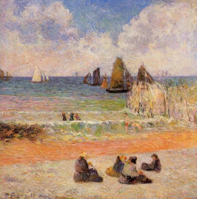 Baño en Dieppe