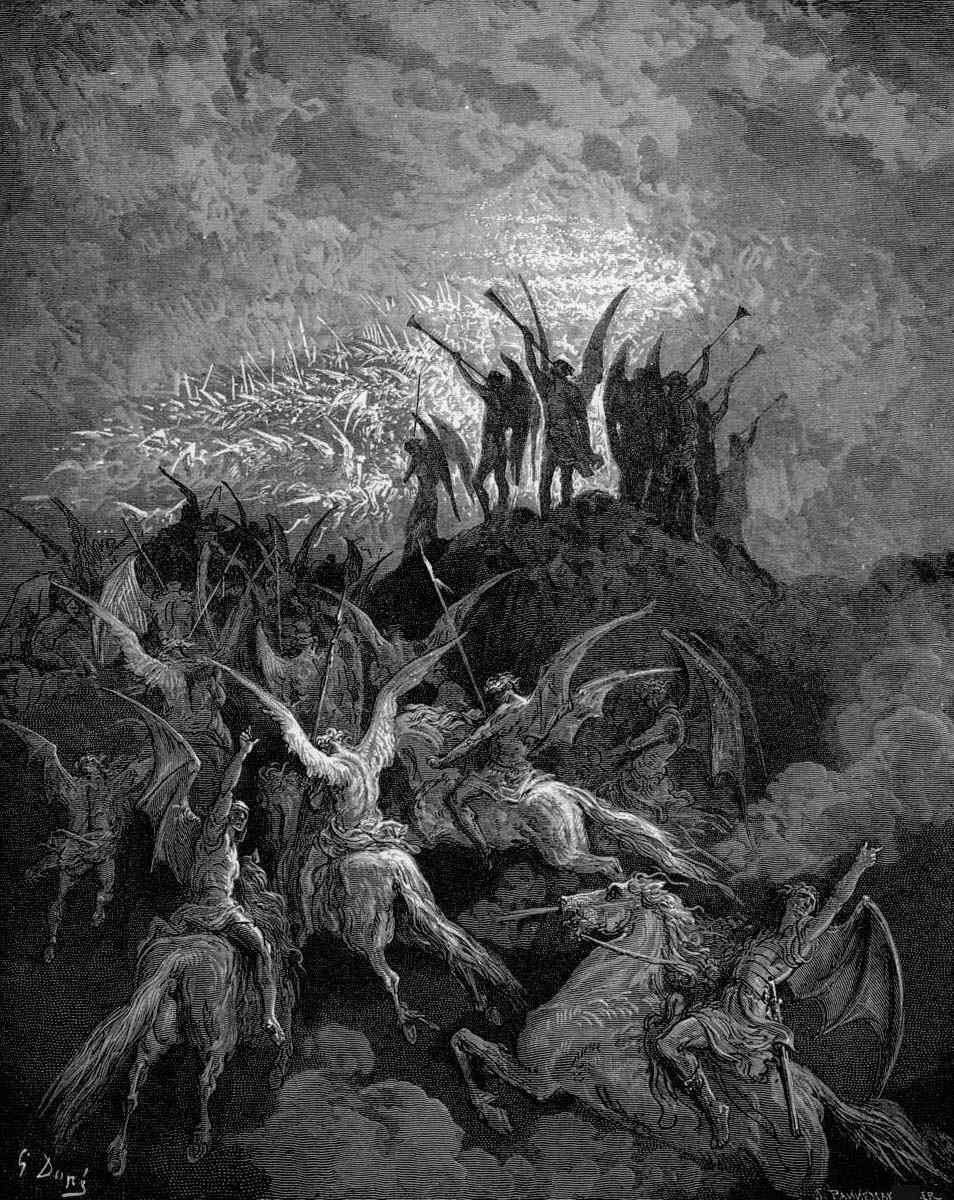 paradise lost and rape of the Paradise lost contains hundreds of allusions, but its most significant influence is the bible, as its plot is mostly based on the first chapters of genesis homer's odyssey and iliad and virgil's aeneid are paradise lost's precursors in the genre of epic poetry, though they were written centuries before.