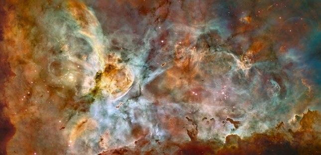 Nebulosa de Carina