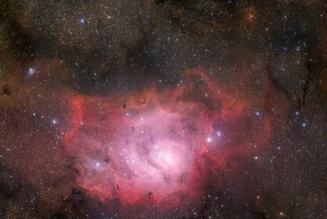 Nebulosa de la Laguna1
