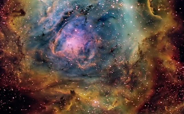 Nebulosa de la Laguna2