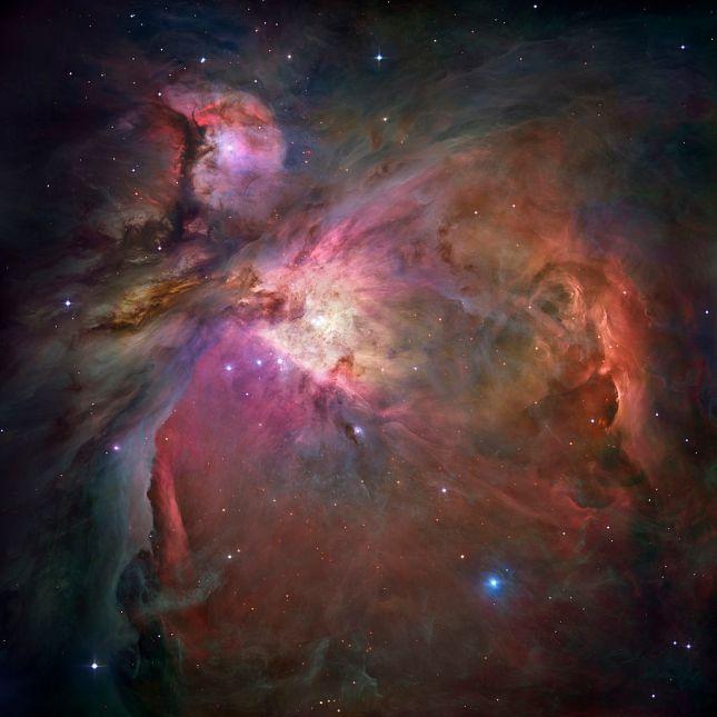 Nebulosa de Orión1