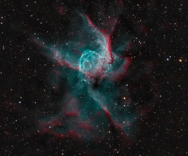 Nebulosa del Casco de Thor
