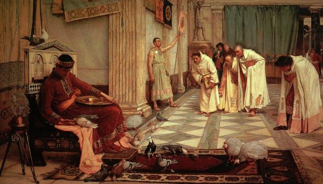Los favoritos del Emperador Honorio