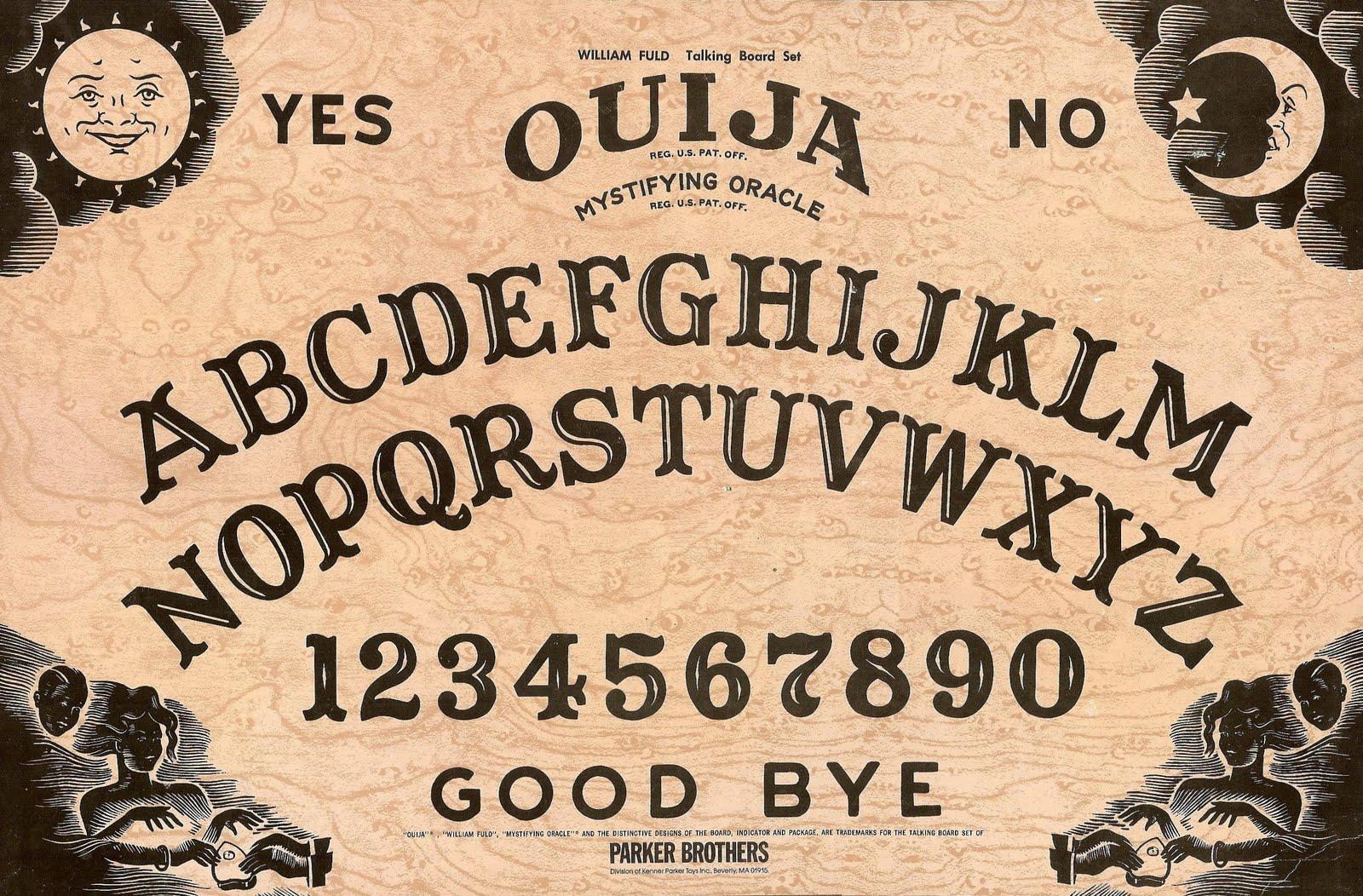 La Ouija | La Exuberancia de Hades
