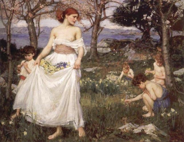 Canción de Primavera