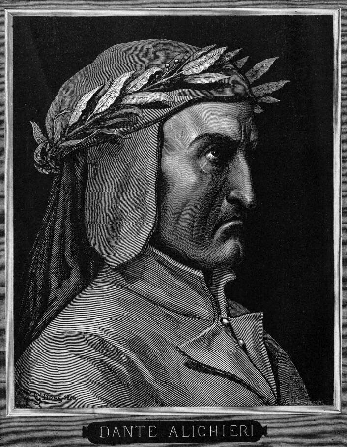 Gustave Doré (Illustrations of Divine Comedy - Hell -- Ilustraciones para La Divina Comedia - Infierno) (2/6)