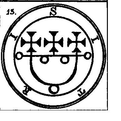 Jerarquías demoníacas 13-sitri