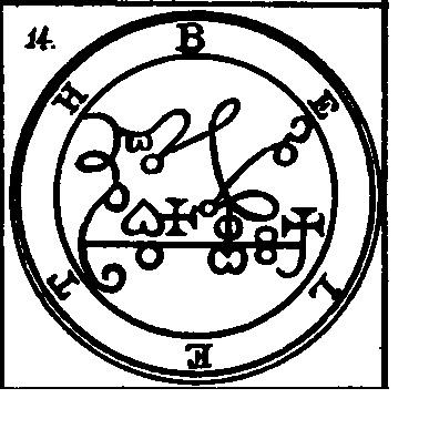 Jerarquías demoníacas 14-beleth