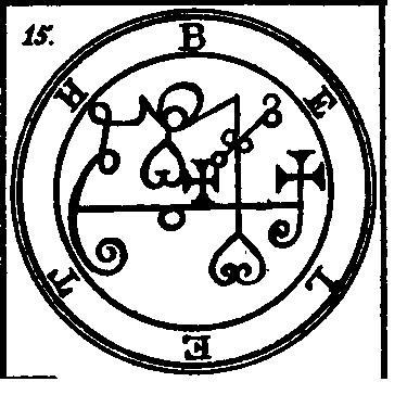 Jerarquías demoníacas 15-beleth