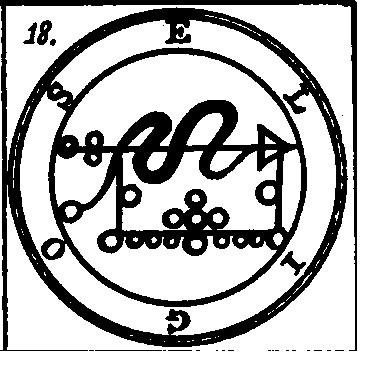Jerarquías demoníacas 18-eligos
