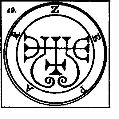 Jerarquías demoníacas 19-zepar