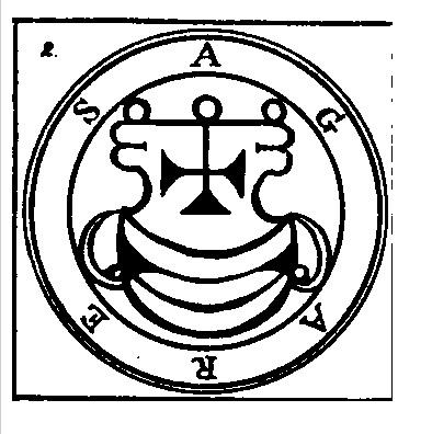 Jerarquías demoníacas 2-agares