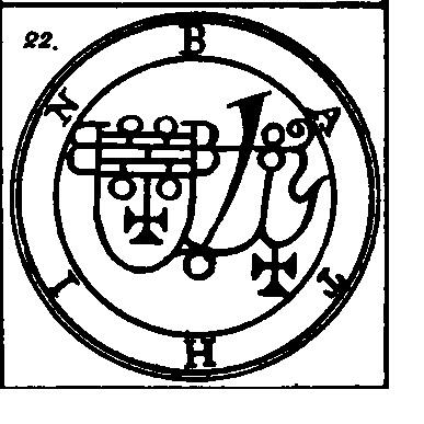 Jerarquías demoníacas 22-bathin