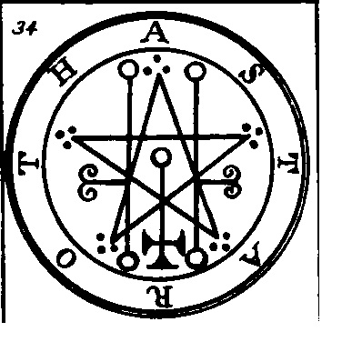 Jerarquías demoníacas 34-astaroth