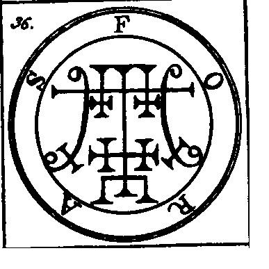 Jerarquías demoníacas 36-foras