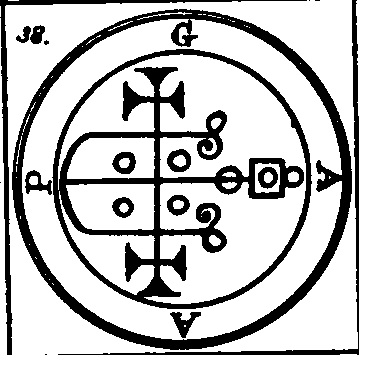 Jerarquías demoníacas 38-gaap