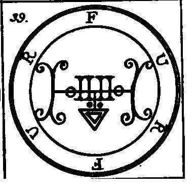 Jerarquías demoníacas 39-furfur