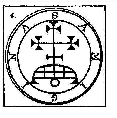 Jerarquías demoníacas 4-samigina