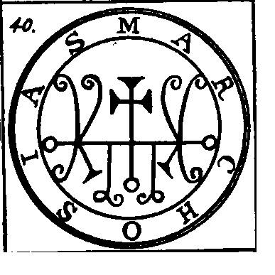 Jerarquías demoníacas 40-marchosias