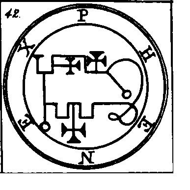 Jerarquías demoníacas 42-phenex