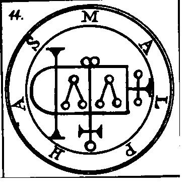 Jerarquías demoníacas 44-malphas