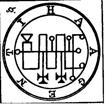 Jerarquías demoníacas 55-haagenti