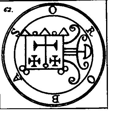 Jerarquías demoníacas 62-orobas