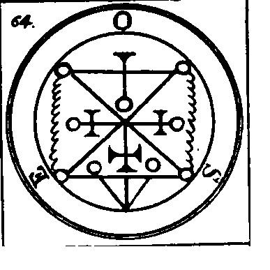 Jerarquías demoníacas 64-ose