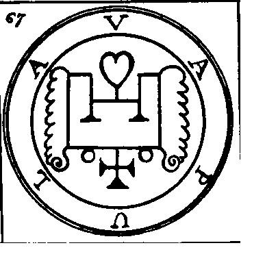 Jerarquías demoníacas 67-vapula