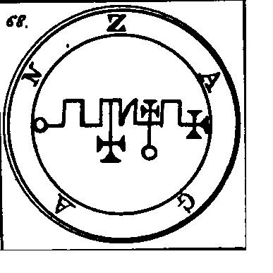 Jerarquías demoníacas 68-zagan