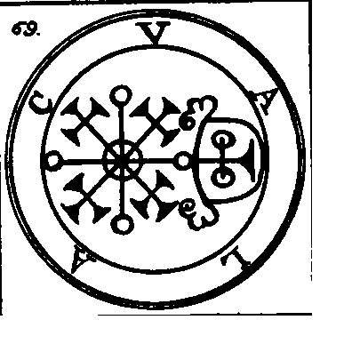 Jerarquías demoníacas 69-valac