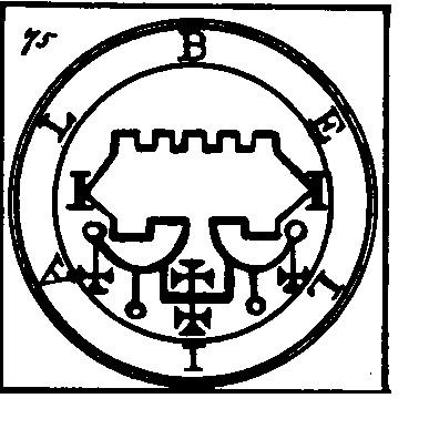 Jerarquías demoníacas 75-belial
