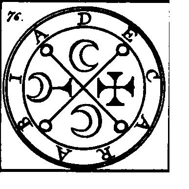 Jerarquías demoníacas 76-decarabia