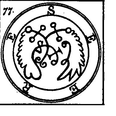 Jerarquías demoníacas 77-seere