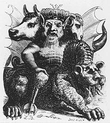 Jerarquías demoníacas Asmodeo
