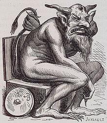 Jerarquías demoníacas Belfegor