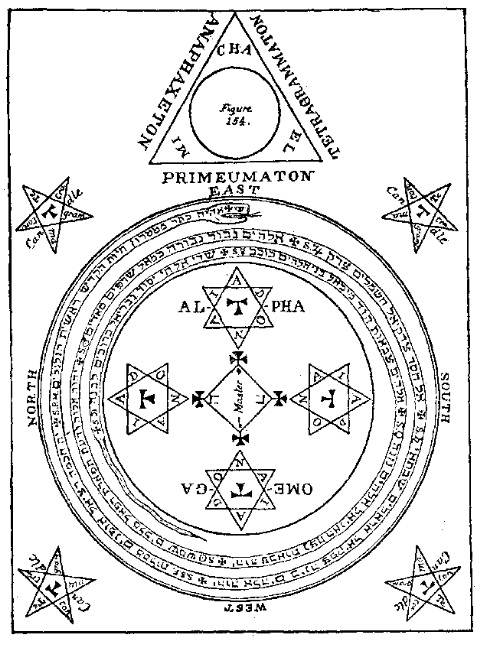 Jerarquías demoníacas Cc3adrculo-mc3a1gico-goetia