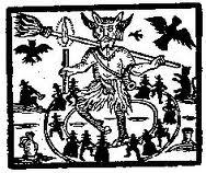 Jerarquías demoníacas Demonio
